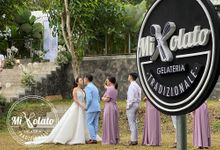 Chris & Brina by Mixolato Gelato