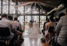 The Wedding of Juan & Angel by Kayu Kayu Restaurant