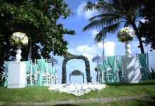 Romantic Elopement by AMOR ETERNAL BALI WEDDING & EVENTS