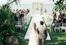 Joff & Alda The Wedding by Namasa Portraire