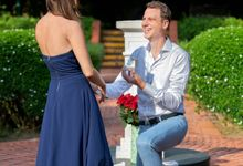 Proposal at Botanic Gardens by GrizzyPix Photography