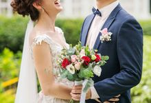 Sheraton Towers Wedding by GrizzyPix Photography