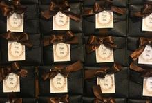 ALDY & ANGGI Engagement  by Jane Austen Gift