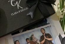 Clara & Khalid Wedding by Jane Austen Gift