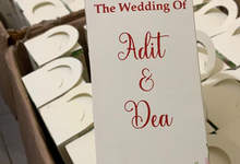 Dea & Adit Wedding by Jane Austen Gift