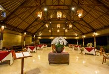 Wedding Reception by Puri Wulandari, A Boutique Resort & Spa