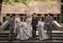 Wedding • Roy & Levina by Janji.co
