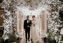 The Wedding of Dafy and Gaby by W The Organizer