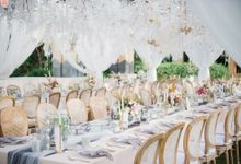 Natural Elegant at The Mulia Resort by Designmill co.