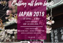 Japan Open Trip 28 Apr - 8 May 2019 by Filia Pictures