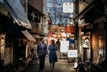 Prewedding in Japan by Sangastory by Sanga Story