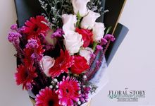 Cadeau D Anniversaire by Floral Story Int