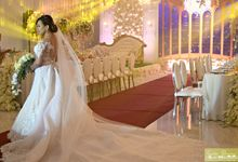 Dan & Tin Wedding 2016 by Bearland Paradise Resort - Casa Blanca Convention Hall