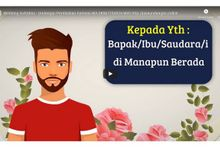 Sample Undangan Digital by BantenDigital.Com