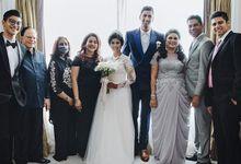 The Wedding Day of Sahil Shah & Sithara Safira by Jas-ku.com