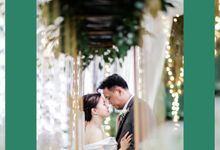 A Fresh and Modern Minimalist Iglesia Ni Cristo Wedding by Marco Constantino