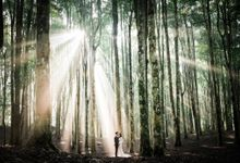 JASON & JESSICA BALI PREWEDDING by Enfocar