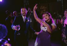 Wedding Reception + Afterparty of Ellen & Jason by DJ Perpi