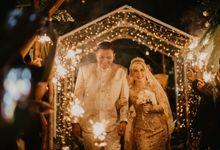 Jatsi & Rangga Wedding at TMII by AKSA Creative