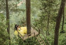 Anton Olivia Prewedding - Teaser by van photoworks