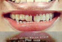 sulam bibir by Laura Bride
