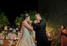 Wedding of Andrian & Yuannita by La'SEINE Function Hall