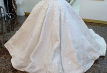 Wedding Gown by JC Wardrobe