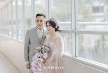 The Wedding of Dandy & Irma by Menara Mandiri by IKK Wedding (ex. Plaza Bapindo)