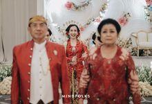Panggih Ceremony From Ricky & Desti by Menara Mandiri by IKK Wedding (ex. Plaza Bapindo)
