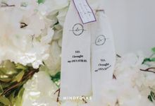 National Wedding of Dinda & Senna by  Menara Mandiri by IKK Wedding (ex. Plaza Bapindo)