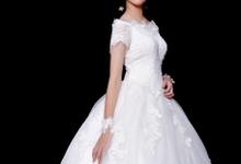 WEDDING GOWN XXVII by JCL FOTO BRIDAL SALON
