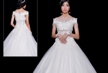 WEDDING GOWN XXXVI by JCL FOTO BRIDAL SALON
