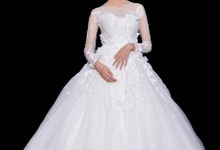 WEDDING GOWN XXXVIII by JCL FOTO BRIDAL SALON