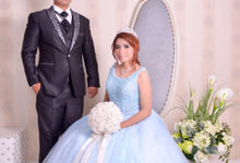PREWEDDING INDOOR VERONICA & FEBRIANT by JCL FOTO BRIDAL SALON