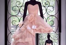 Color Gown by JCL FOTO BRIDAL SALON