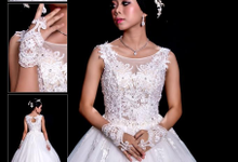 Gown Blessing by JCL FOTO BRIDAL SALON