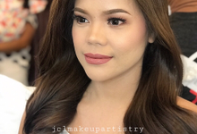 Super Gorgeous Bride Thine by JCL Makeup Artistry