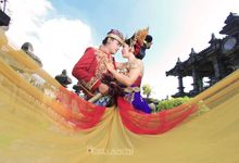 Balinese Wedding, Couple & Modeling by Red Smith Photography