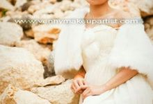 Pre Wedding by Yenny Makeup Artist