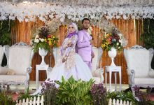 Wedding Moment Camelia & Hafizh by Zaki Photography