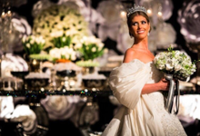 The royal bride  by Je Veux Events