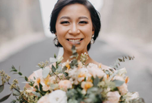 Batak and vietnames wedding look for Kim by Jeanette Anandajoo