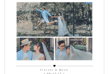 Casual style pre-wedding/Actual day/ROM by JeaniesPhotography