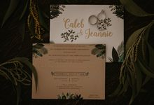 Jeannie & Caleb Wedding at Villa Anugrah by AKSA Creative