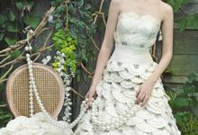 SPRING/SUMMER 2014 COLLECTION by LAMIIK BRIDAL