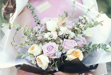 Birthday and Graduation Bouquet by Andalusia Floral