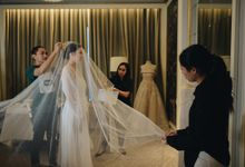 jessicadinata & Frenky wedding by Kaldera Pictura