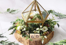 Pion Ring Bearer for Ghea & Partner by Jeestudio Id