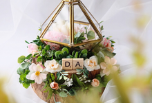 Kite Ring Bearer for Dian & Partner by Jeestudio Id