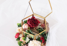Hexa Ring Bearer for Idelia & Partner by Jeestudio Id